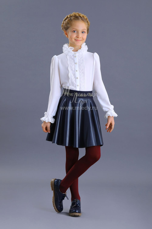 картинка Блузка 2139/1-520-ВПШС (молочный) от магазина Маленькая Леди
