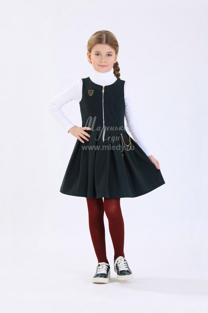 d4e6962f9aa Модная школьная форма для девочек комплект юбка