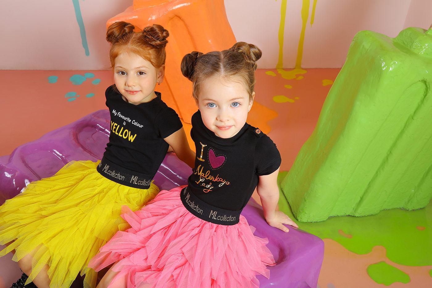Летняя одежда от бренда Маленькая Леди